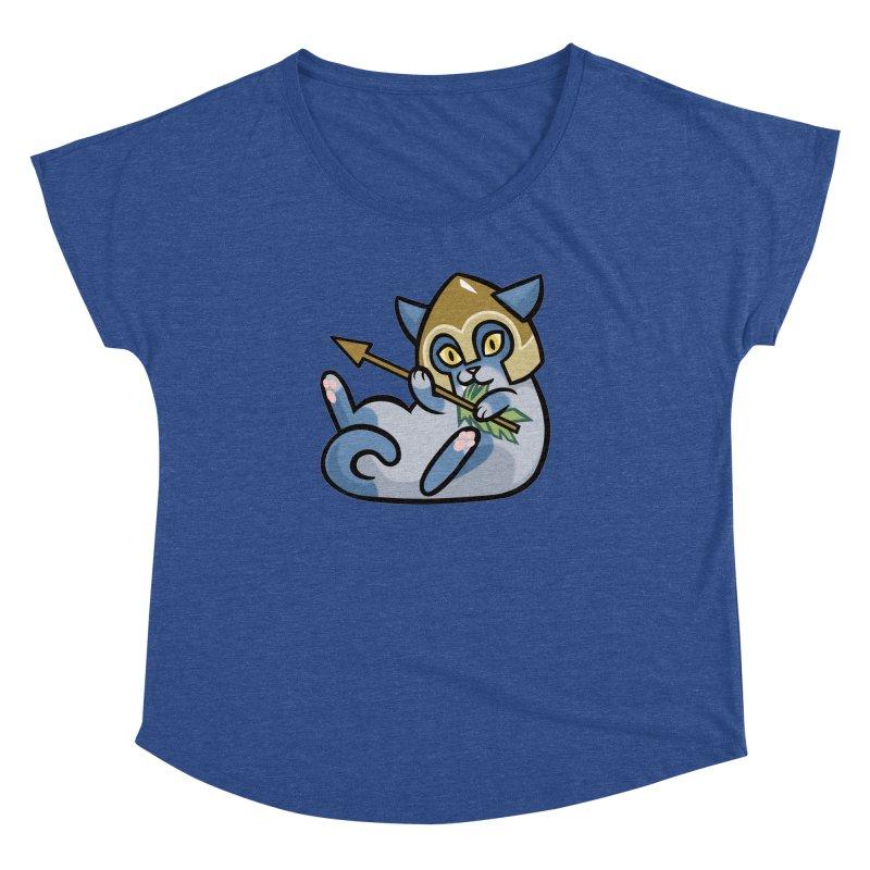 Arrow Cat Women's Dolman by mirana's Artist Shop