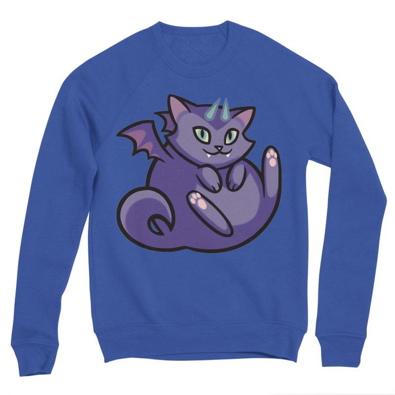 Demon Cat Women's Sweatshirt by The Art of Mirana Reveier