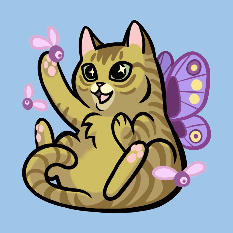 Fairy Cat by mirana's Artist Shop