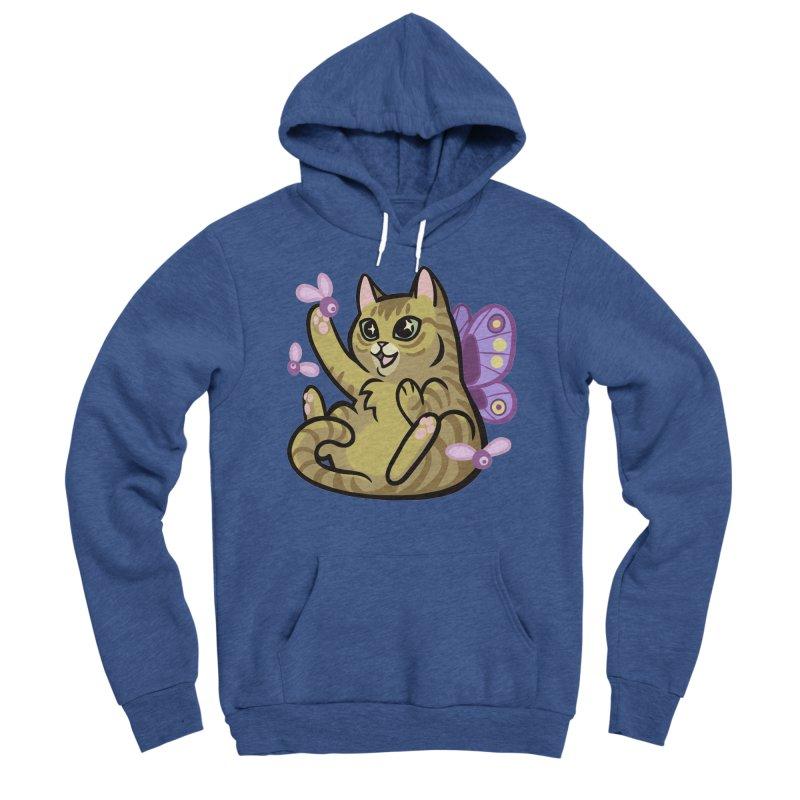 Fairy Cat Men's Pullover Hoody by The Art of Mirana Reveier
