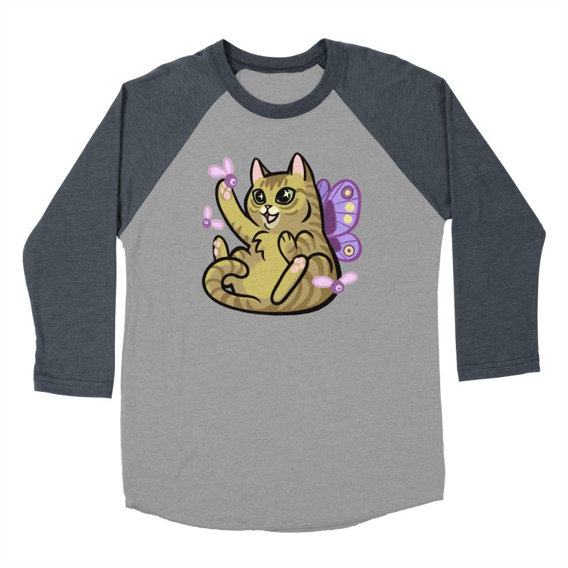 Fairy Cat Women's Longsleeve T-Shirt by The Art of Mirana Reveier