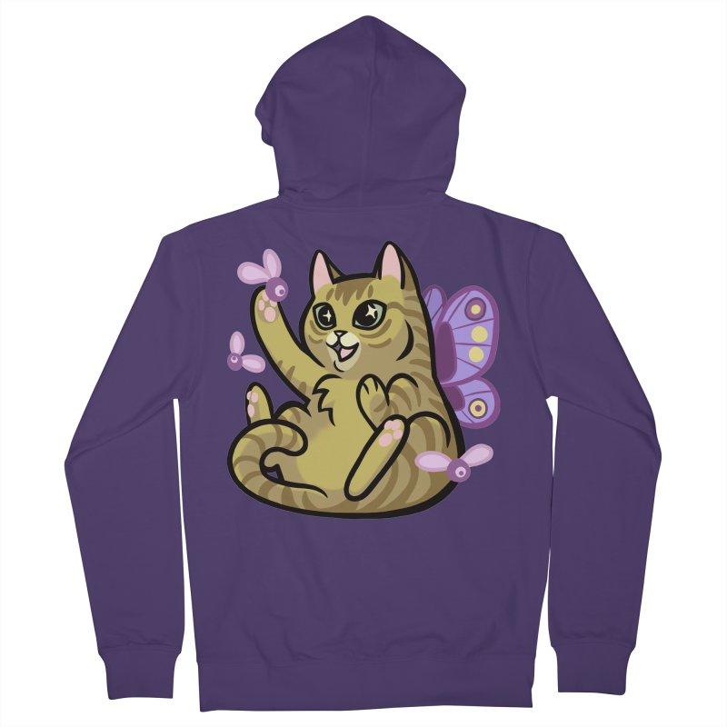 Fairy Cat Women's Zip-Up Hoody by mirana's Artist Shop