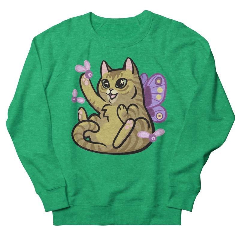 Fairy Cat Men's Sweatshirt by The Art of Mirana Reveier