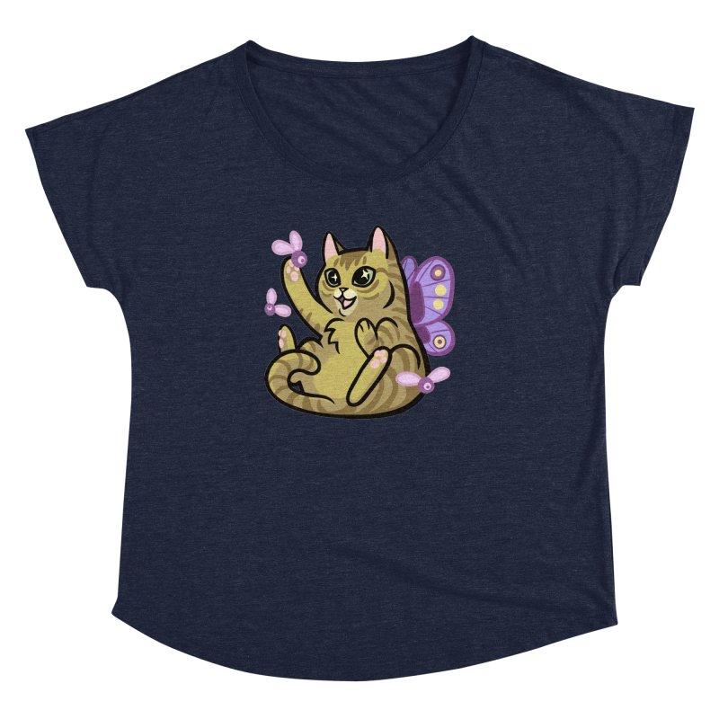 Fairy Cat Women's Dolman by mirana's Artist Shop