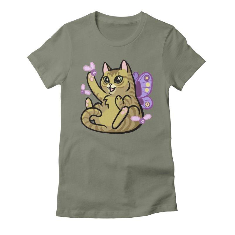 Fairy Cat   by mirana's Artist Shop