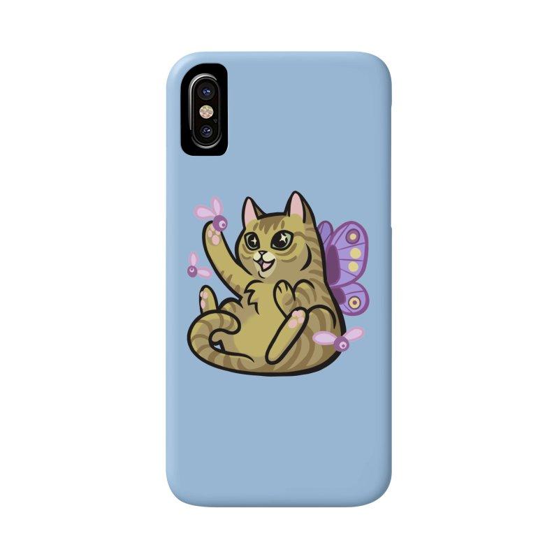 Fairy Cat Accessories Phone Case by mirana's Artist Shop