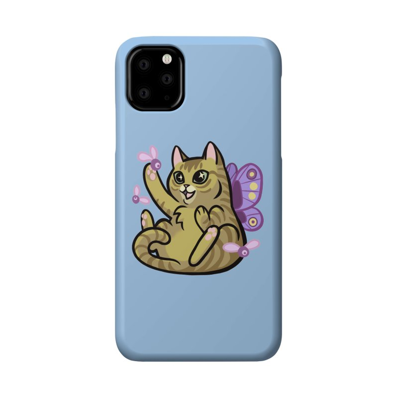 Fairy Cat Accessories Phone Case by mirana's Artist Shop