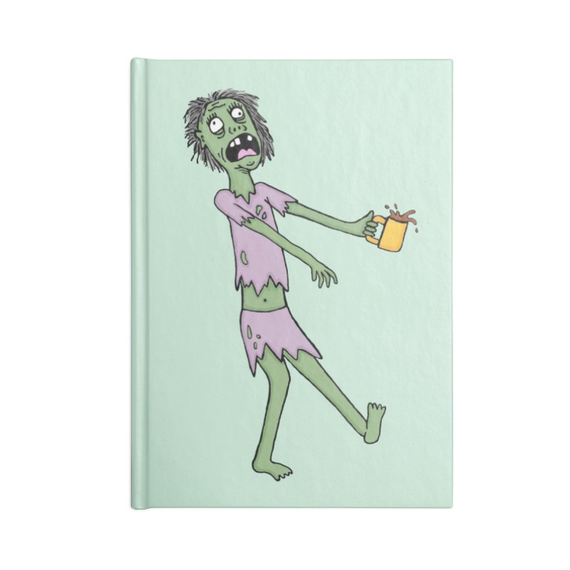 The Waking Dead Accessories Notebook by mirkaillustrates's Artist Shop
