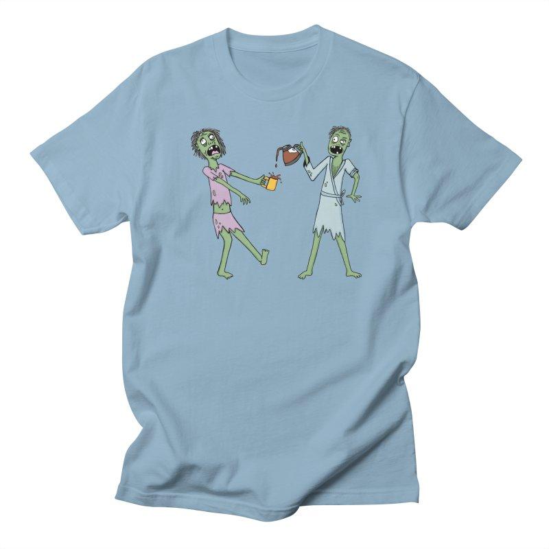 The Waking Dead Men's T-Shirt by mirkaillustrates's Artist Shop