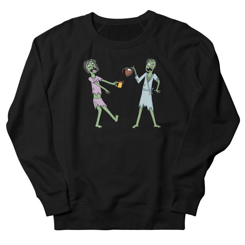 The Waking Dead Men's Sweatshirt by mirkaillustrates's Artist Shop
