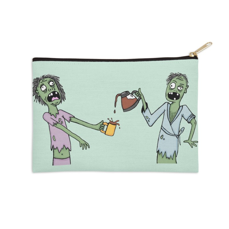 The Waking Dead Accessories Zip Pouch by mirkaillustrates's Artist Shop