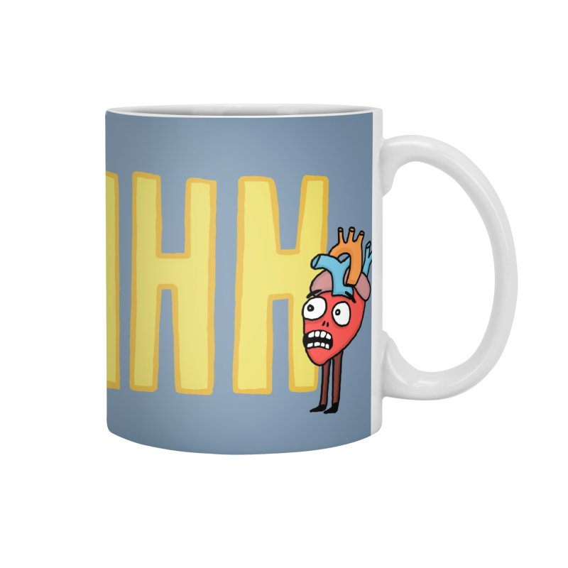 Anxiety Accessories Mug by mirkaillustrates's Artist Shop