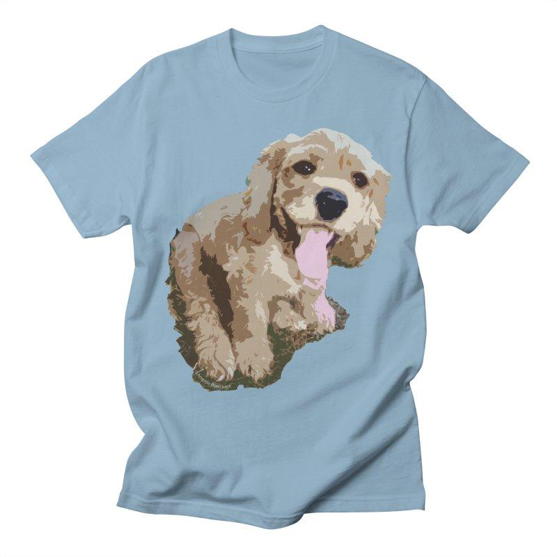Lil Spaniel Women's Unisex T-Shirt by mirrortail's Shop