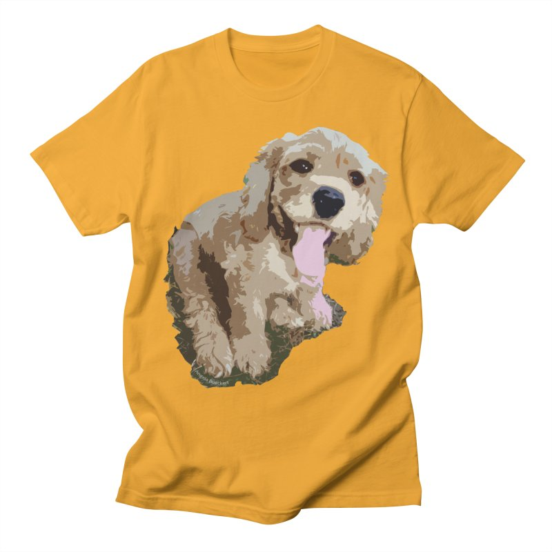 Lil Spaniel Women's Regular Unisex T-Shirt by mirrortail's Shop