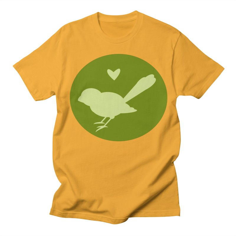 Birdy Green Men's  by mirrortail's Shop