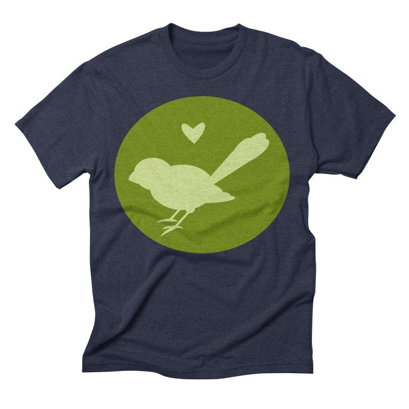 Birdy Green Men's  by mirrortail's Shop