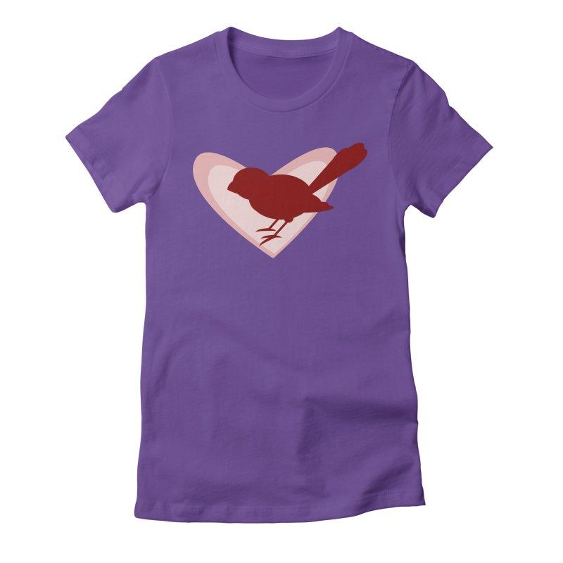 Valentine Bird   by mirrortail's Shop