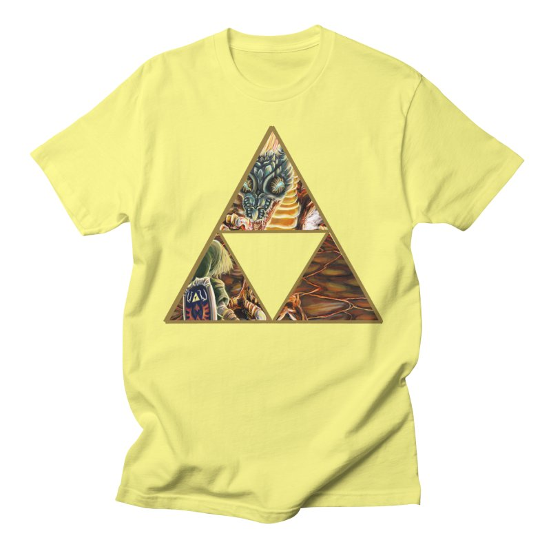 Volvagia vs Link Triforce Women's  by mirrortail's Shop