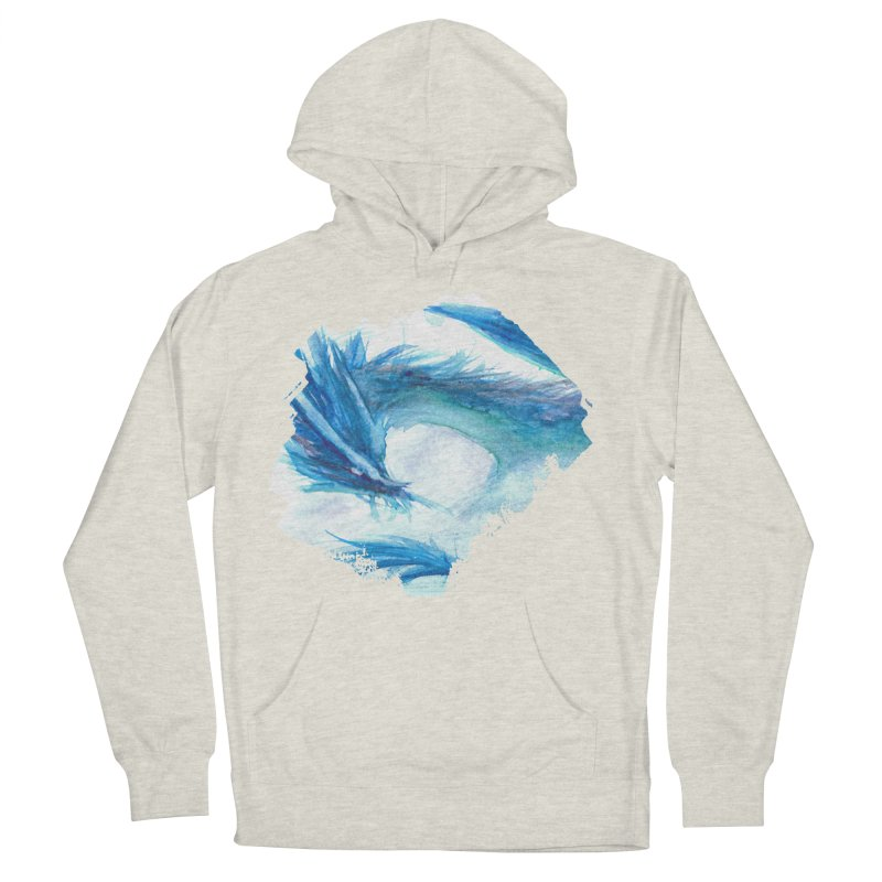 Colossal of the Blue Mists Men's Pullover Hoody by mirrortail's Shop