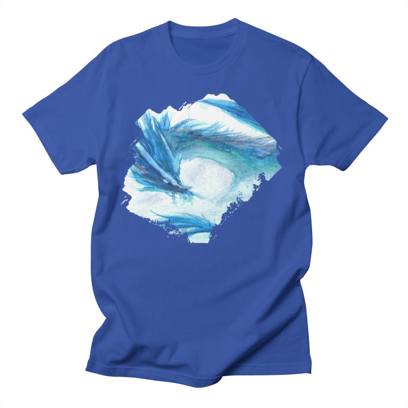 Colossal of the Blue Mists Men's T-shirt by mirrortail's Shop