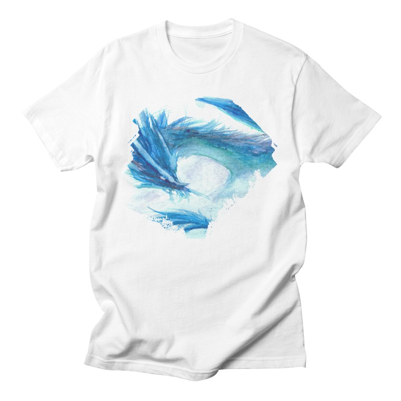 Colossal of the Blue Mists Women's Regular Unisex T-Shirt by mirrortail's Shop