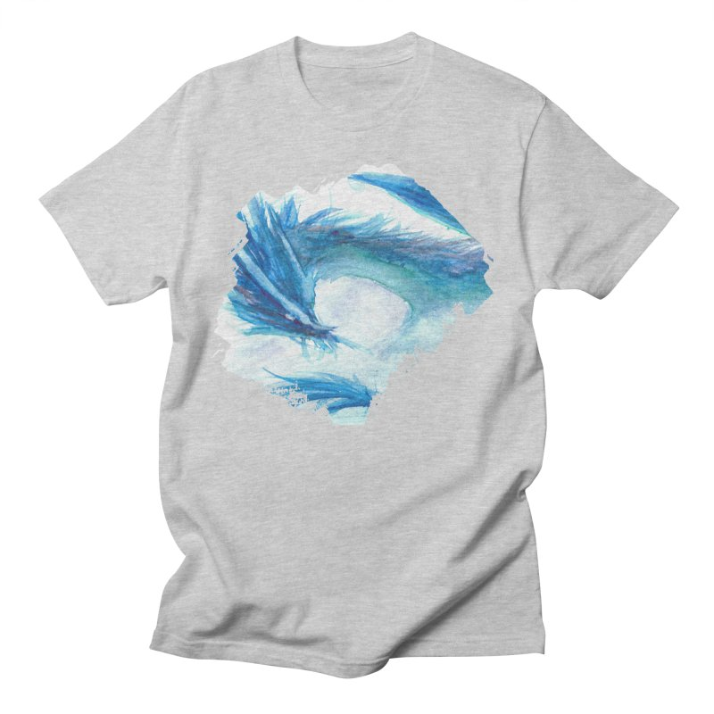 Colossal of the Blue Mists Men's Regular T-Shirt by mirrortail's Shop