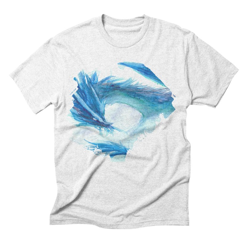 Colossal of the Blue Mists Men's Triblend T-shirt by mirrortail's Shop