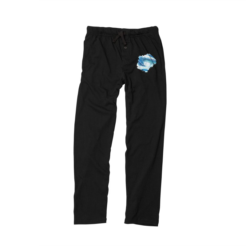 Colossal of the Blue Mists Men's Lounge Pants by mirrortail's Shop