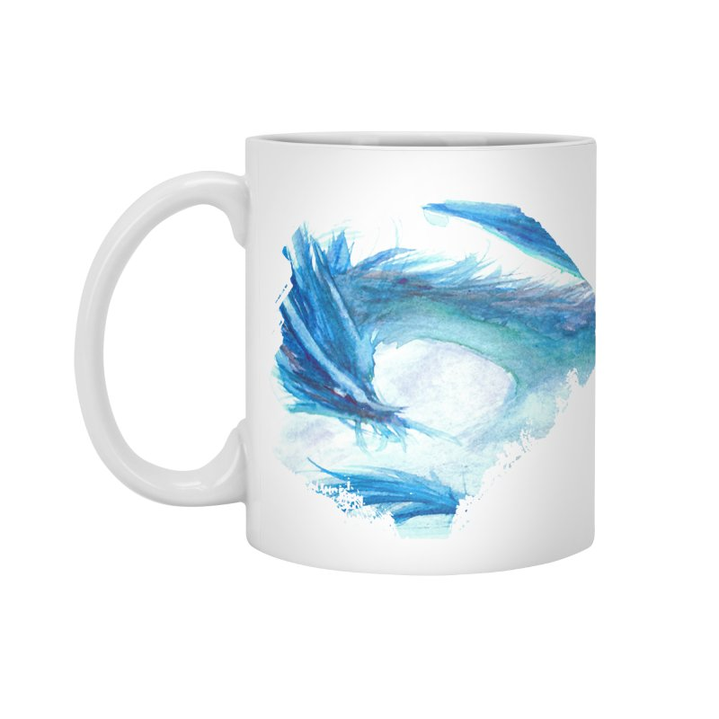 Colossal of the Blue Mists Accessories Mug by mirrortail's Shop