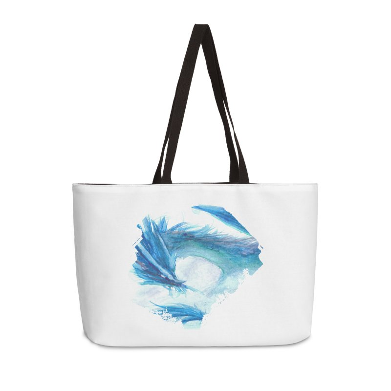 Colossal of the Blue Mists Accessories Weekender Bag Bag by mirrortail's Shop