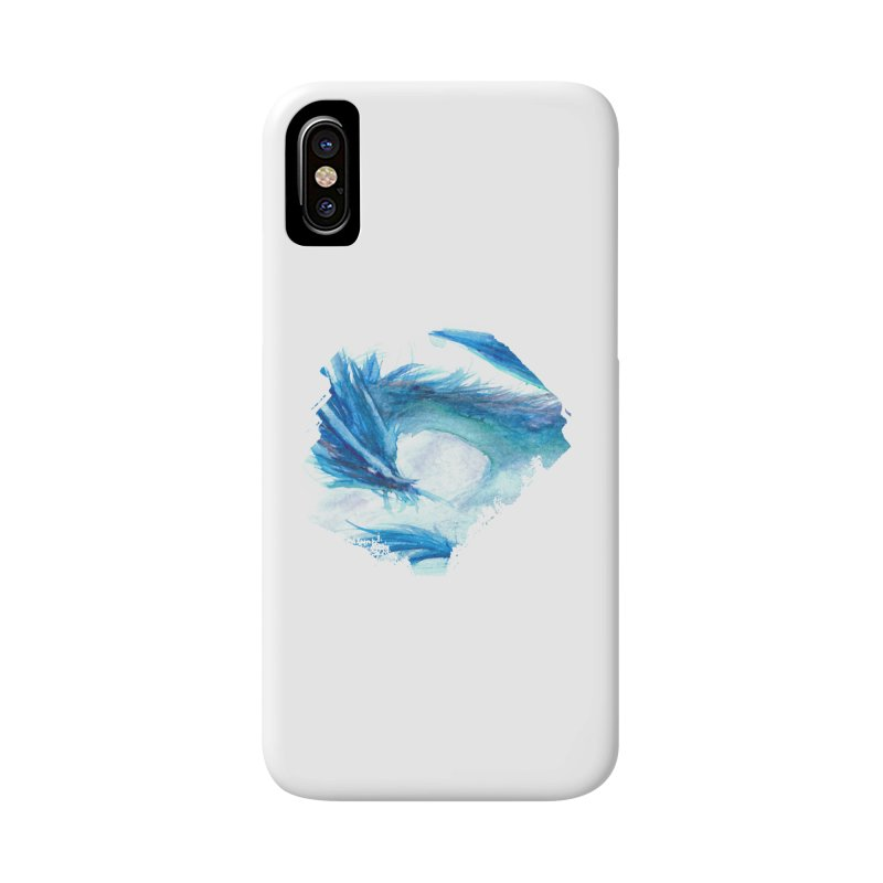Colossal of the Blue Mists Accessories Phone Case by mirrortail's Shop