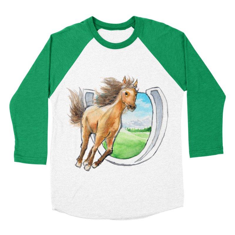Buckskin Horseshoe   by mirrortail's Shop