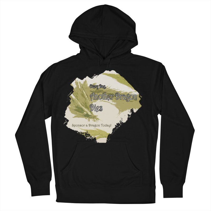 Sponsor a Dragon Women's French Terry Pullover Hoody by mirrortail's Shop