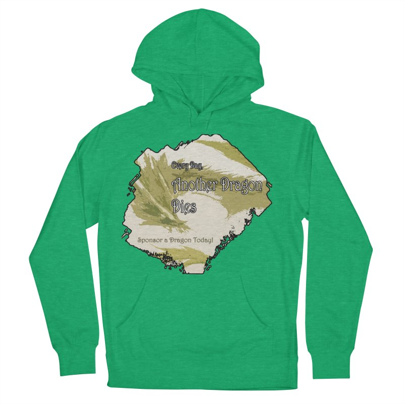 Sponsor a Dragon Men's Pullover Hoody by mirrortail's Shop