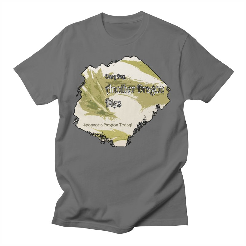 Sponsor a Dragon Women's Regular Unisex T-Shirt by mirrortail's Shop