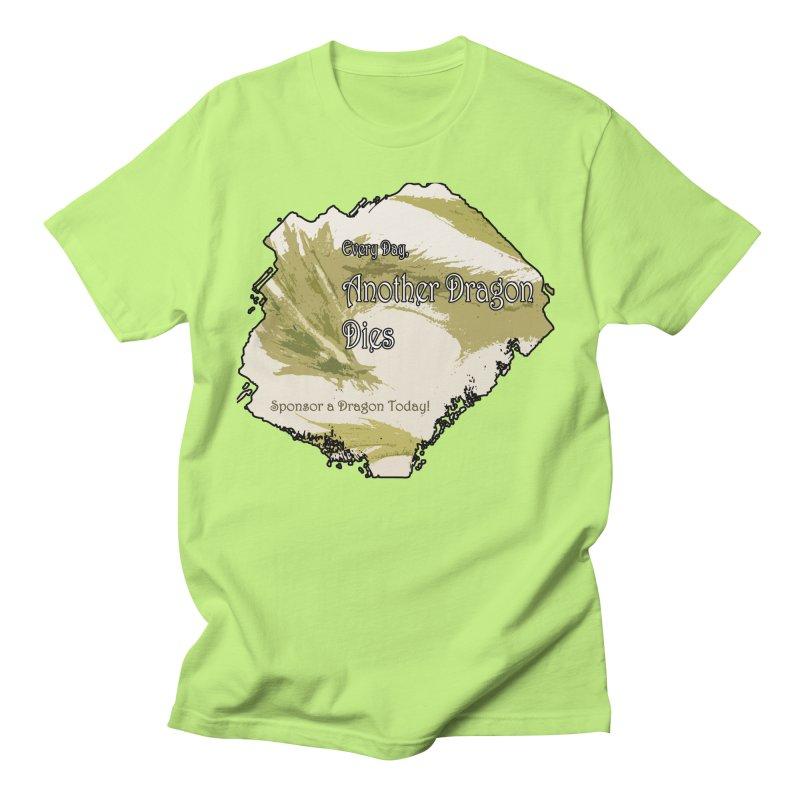 Sponsor a Dragon Women's Unisex T-Shirt by mirrortail's Shop