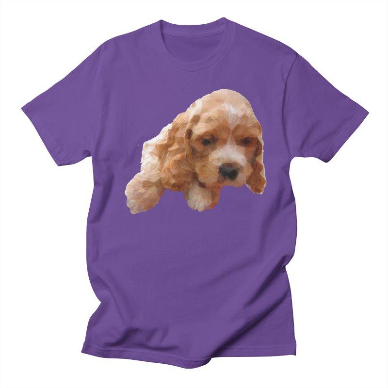 Cocker Spaniel Poly Women's Unisex T-Shirt by mirrortail's Shop