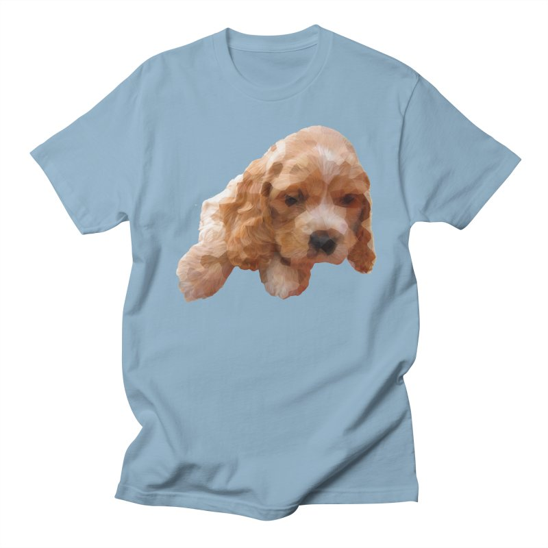 Cocker Spaniel Poly Women's  by mirrortail's Shop