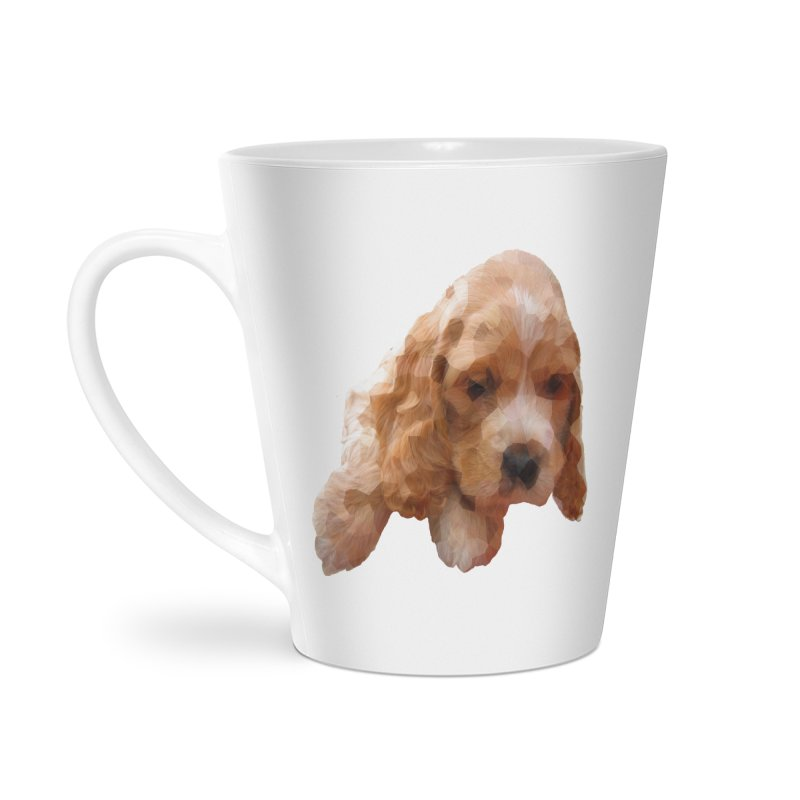 Cocker Spaniel Poly Accessories Mug by mirrortail's Shop