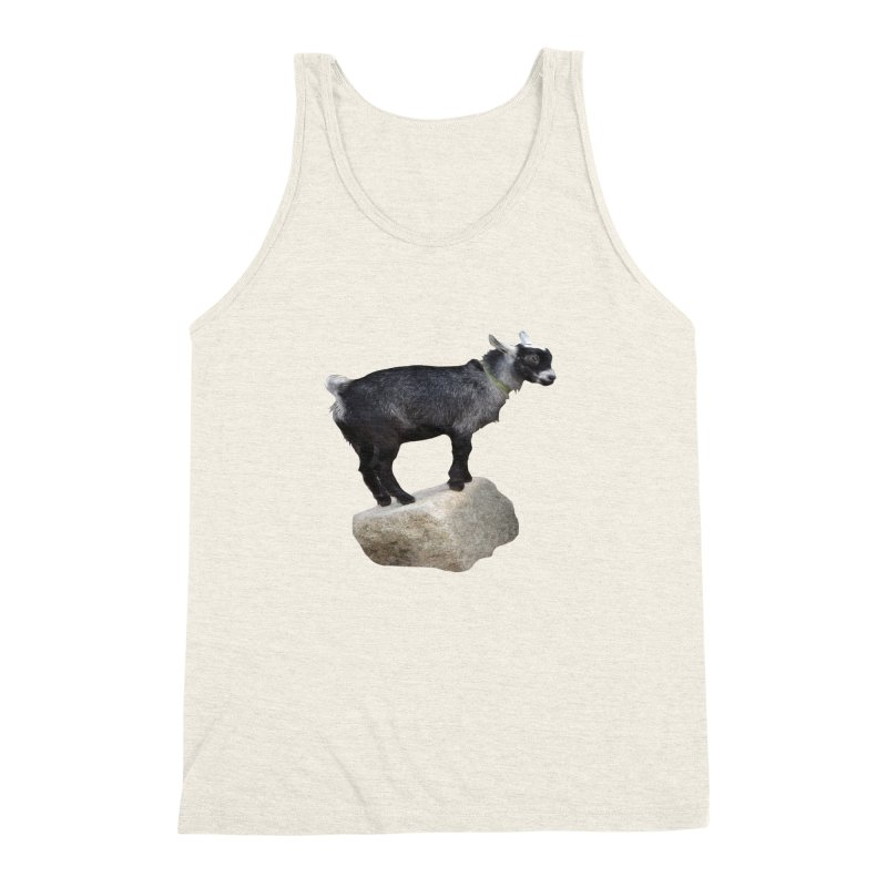 Kid Rock Men's Triblend Tank by mirrortail's Shop