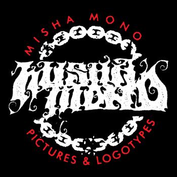 mishamono's Artist Shop Logo