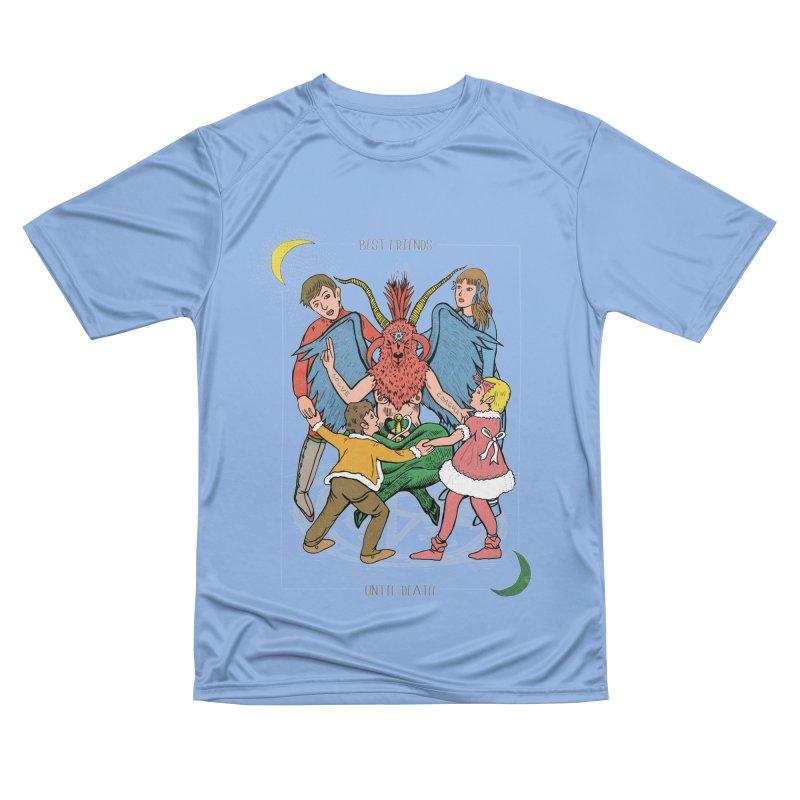 Best Friends Until Death Women's T-Shirt by miskel's Shop