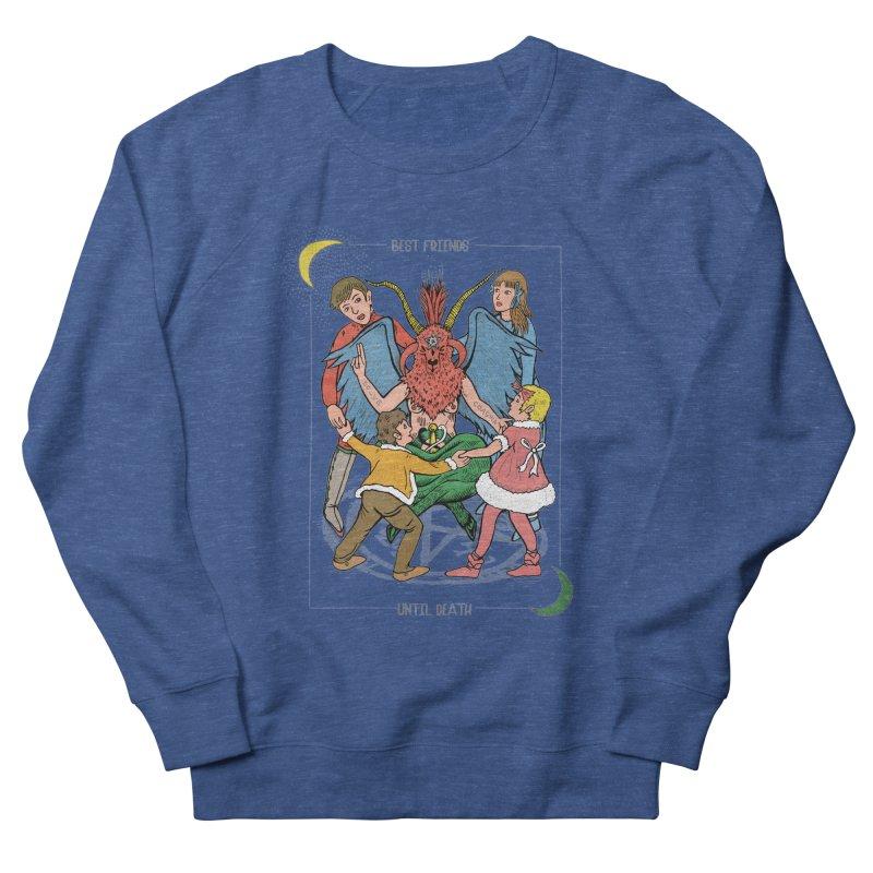 Best Friends Until Death Men's Sweatshirt by miskel's Shop