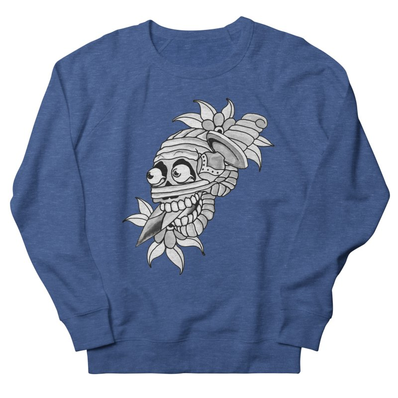 Knife Mummy Men's Sweatshirt by miskel's Shop