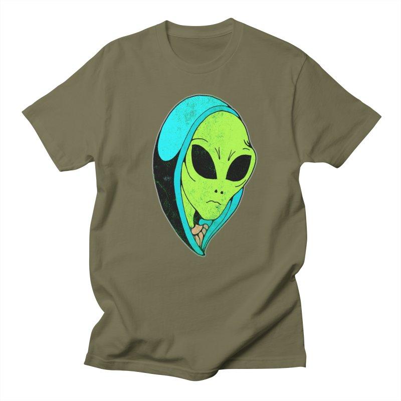Madonna Alien Men's T-Shirt by miskel's Shop