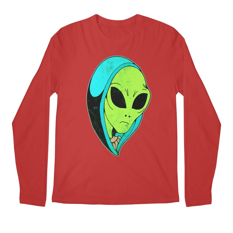 Madonna Alien Men's Longsleeve T-Shirt by miskel's Shop