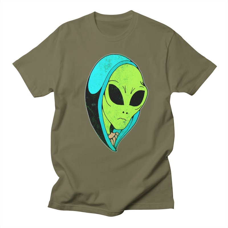 Madonna Alien Men's T-Shirt by miskel's Shop