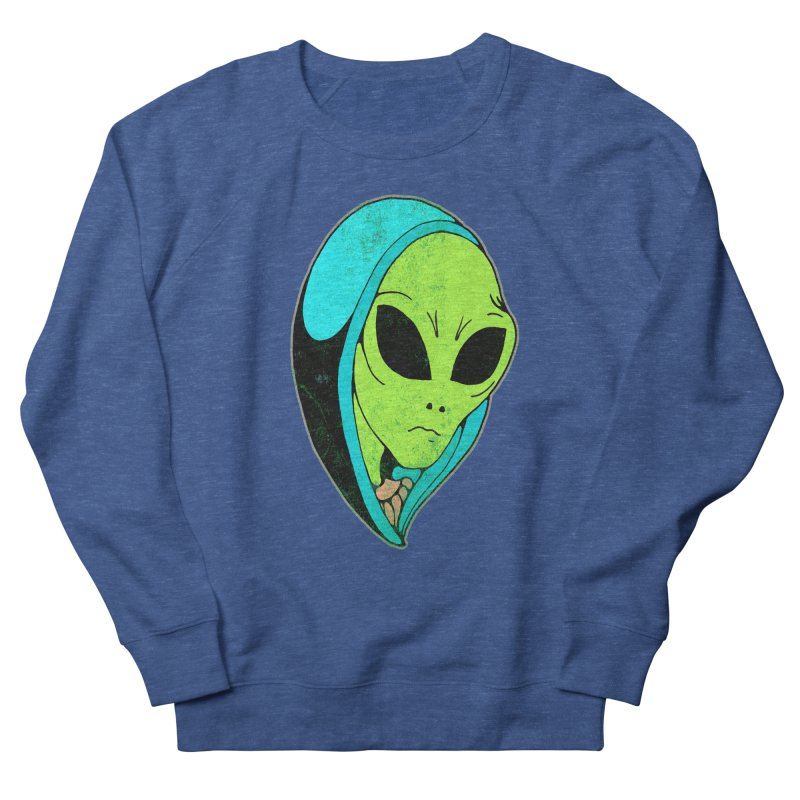 Madonna Alien Men's Sweatshirt by miskel's Shop