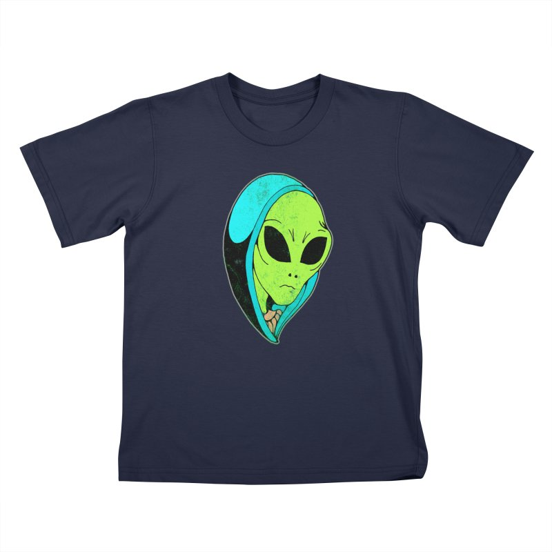 Madonna Alien Kids T-Shirt by miskel's Shop