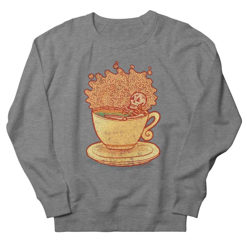 Tea Team Women's French Terry Sweatshirt by miskel's Shop